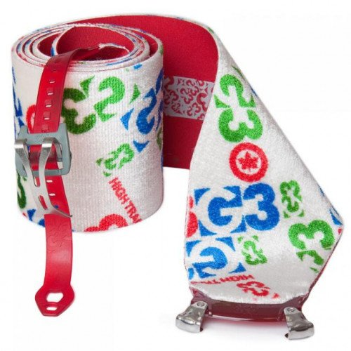 G3 ALPINIST HIGH TRACTION CLIMBING SKINS - FALL 2014 -115mm/Extra Long