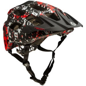 Recon Repeater Helmet Red, S/M - Like New