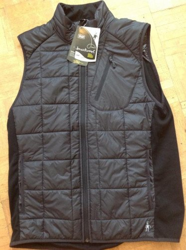 SmartWool Vest- Men's Large