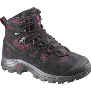 Discovery GTX Hiking Boot - Women's Bordeaux/Black/Carmine, 8.5 - Exce