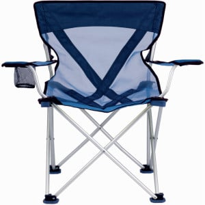 Teddy Nylon Camp Chair Blue, One Size - Excellent