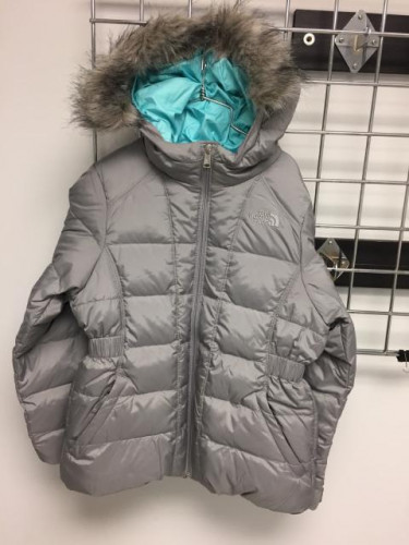 The North Face Gotham Down Insulated Jacket - Girls