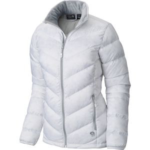 Ratio Down Jacket - Women's White, L - Excellent