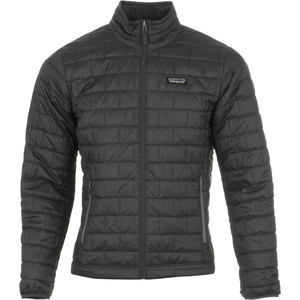 Nano Puff Insulated Jacket - Men's Forge Grey, S -