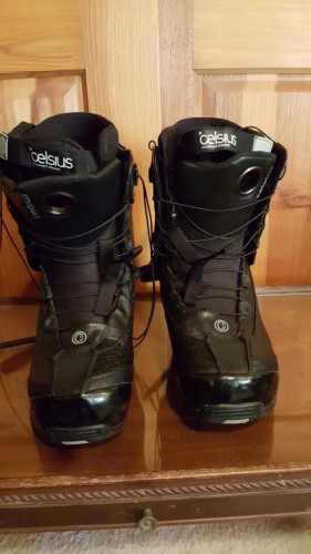 Celsius Opus 6-O.zone  Snowboarding Boots
