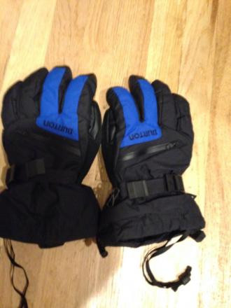 Burton Gore-Tex Gloves Size Medium Mens