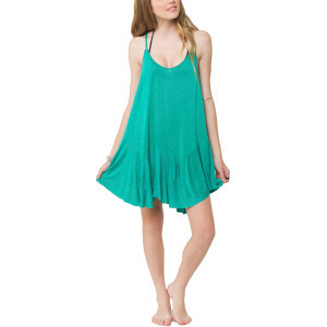 Jess Dress - Women's Emerald, XL - Excellent