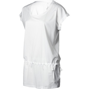 Ella Tunic Top - Women's  White, XS - Excellent