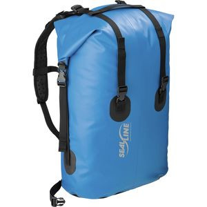 Black Canyon Boundary Dry Pack Blue, 70L - Excellent