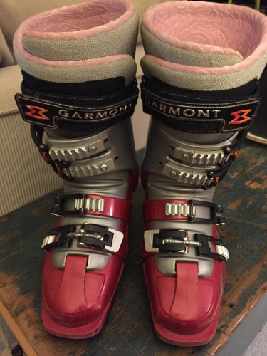 Garmont G-Ride Women's Alpine Touring Ski Boots - Size 23.5