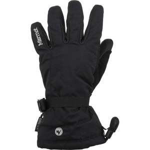 Randonnee Glove - Women's Black, M - Good