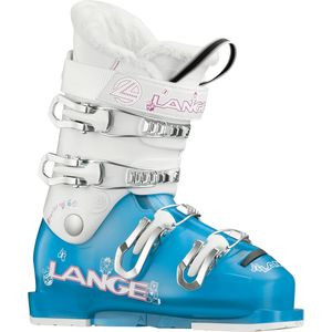 Starlett 60 Ski Boot - Kids' Aqua/White, 21.5 - Excellent