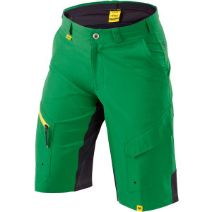 Crossmax Shorts Athletic Green, M - Excellent