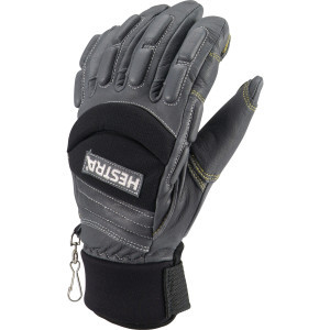 Vertical Cut Freeride Glove Grey, 10 - Good