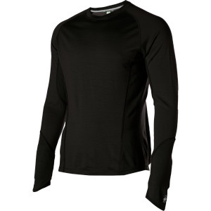 NTS Lightweight Crew - Men's Black, L - Excellent