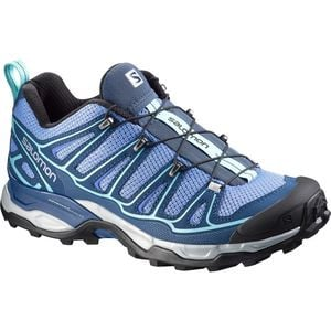 X Ultra 2 Hiking Shoe - Women's Petunia Blue/Midnight Blue/Wild Violet