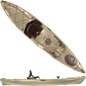 Ride 135 Advance Angler Kayak LOCAL ONLY  Sand, On