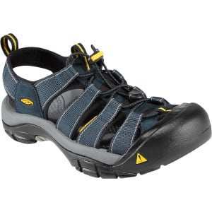 Newport H2 Sandal - Men's Navy/Medium Grey, 8.0 - Excellent