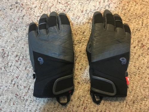Mountain Hardwear Snow Gloves