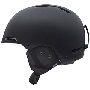 Battle Helmet Matte Black, M - Like New