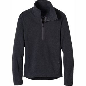 Drea Half Zip Fleece - Women's Coal, L - Excellent