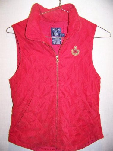 Facconable Poly Insulated Vest, WM XSmall