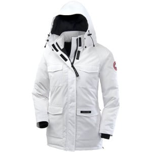 Constable Down Parka - Women's White, L - Excellen