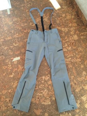 PATAGONIA MEN'S DUAL POINT ALPINE PANTS