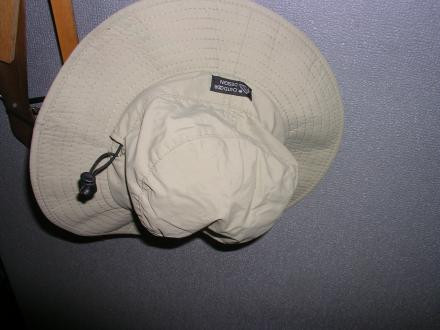 Outdoor Designs DPC XL Wide brim Hat