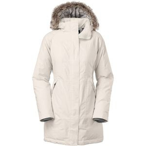 Arctic Down Parka - Women's Vaporous Grey, L - Good