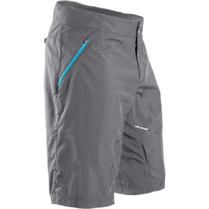 RPM-X Shorts - Men's Concrete/Cyan, XL - Excellent