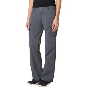 Sage Convertible Pant - Women's Coal, 10/Reg - Excellent