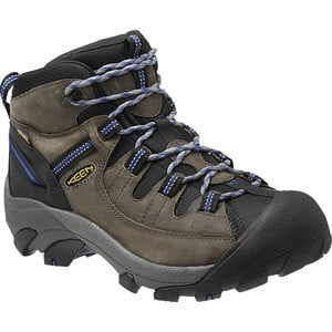 Targhee ll Mid Hiking Boot - Men's Magnet/True Blu