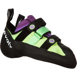 Shaman LV Climbing Shoe - Women's Mint/Lavender, 7.5 - Good