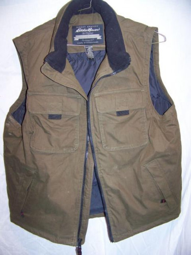 Eddie Bauer Adventure Down Vest, Men's Medium