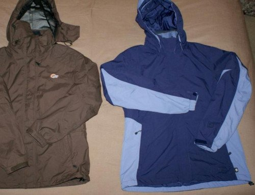 REI Elements E1 Waterproof / Windproof / Breathable Jacket