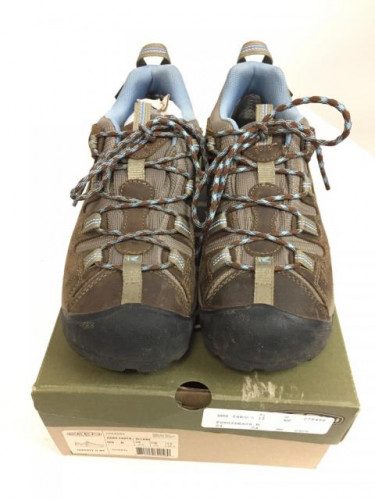 Keen Targhe II Low Waterproof Hiking Shoe - Women's