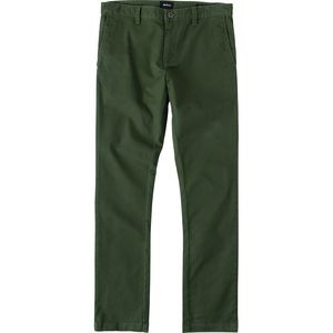 Stapler Twill Chino Pant - Men's Forest, 31 - Excellent