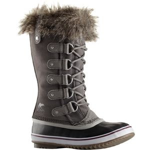Joan of Arctic Boot - Women's Quarry/Black, 8.0 - Like New