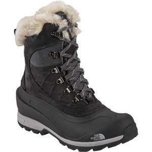 Verbera Utility Boot - Women's TNF Black/Zinc Grey