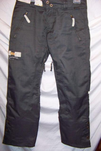 CAPP3L Waterproof Snowboard Ski Pants, Men's Small