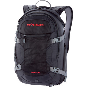 Pro II Backpack - 1600cu in Black, One Size - Fair