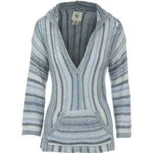 Island Baja Sweater - Women's Blue Rinse, S - Excellent