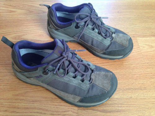 Teva Women's Gannett Waterproof Hiking Shoe - size 8.5