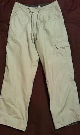 Columbia East Ridge Capri pants -Near New- (W's)