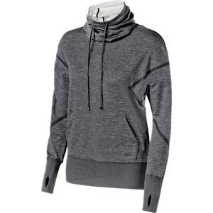 Fit-Sana Pullover Hoodie - Women's Performance Black, S - Excellent