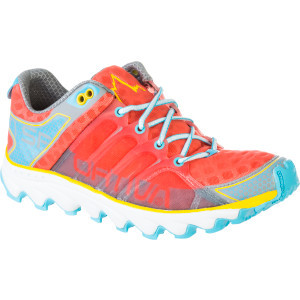 Helios Trail Running Shoe - Women's Coral, 39.5 -