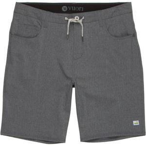 Brooklyn 2.0 Slim Short - Men's Grey, 33 - Excellent
