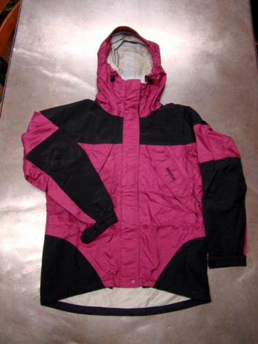 Marmot Thunderlight Women Med 3 Ply Alpine Gore-tex Parka Coat Jacket