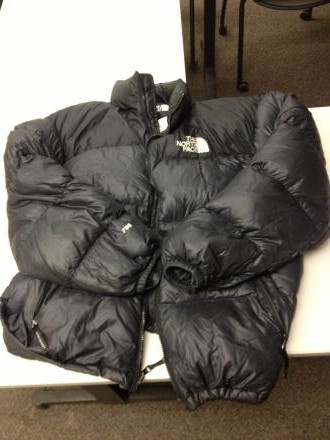 North Face Nuptse Men's Down Jacket